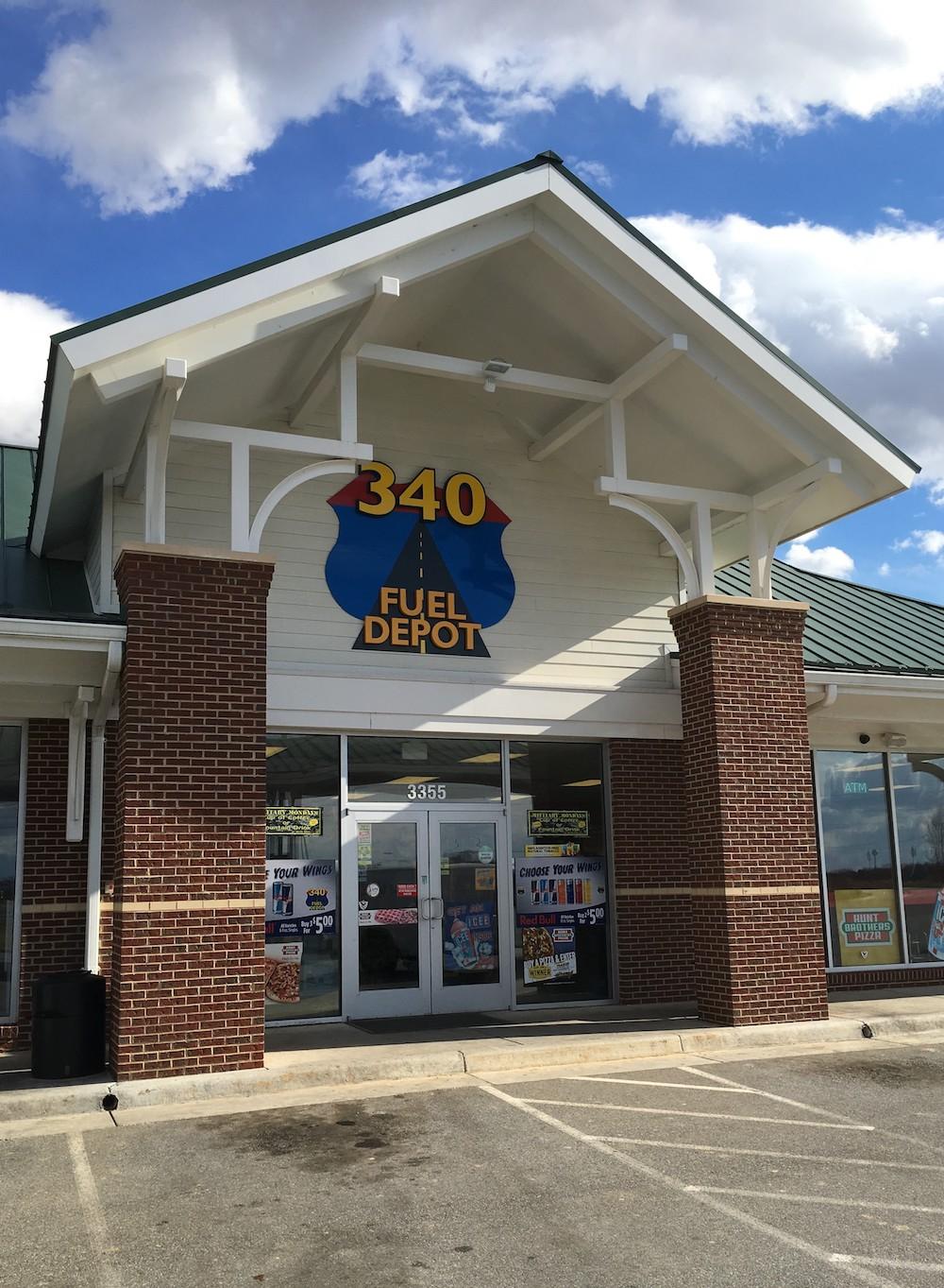 340 Fuel Depot
